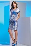 Платье TopDesign (коллекция весна-лето 2014) A4 031