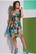 Легкое летнее платье TopDesign A4 044