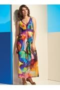 Длинное платье TopDesign 2014 A4 066