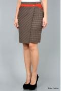 Стильная юбка Emka Fashion 445-aelita