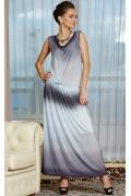 Длинное платье TopDesign Premium PA4 12