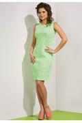 Платье без рукавов TopDesign A4 014