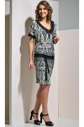 Летнее платье TopDesign A4 023