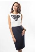 Элегантное платье Enny 17012