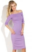 Платье с открытыми плечами Donna Saggia DSP-48-9t