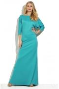 Длинное платье Donna Saggia DSP-55-13t