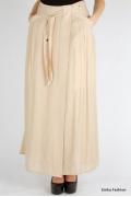 Длинная юбка Emka Fashion 450-marin