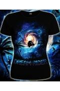 Женская футболка Dream Rider (Светится в темноте и уф.)