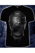 Стильная клубная мужская футболка Forest - inside
