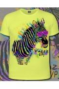 Мужская футболка Zebra Wazzap