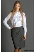 Стильная прямая юбка | 32-acutron