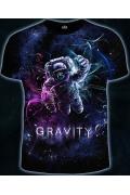 Мужская футболка Gravity (Светится в темноте и уф.)