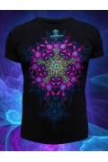 Мужская футболка BIORGANICA (Светится в ультрафиолете)