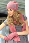 Шерстяная женская шапка Kamea Malwina