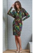 Платье TopDesign B4 045 (осень-зима 14/15)