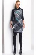 Короткое платье с длинным рукавом Sunwear PS10-5