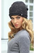 Женская шапка с бантиком Kamea Larissa