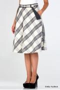 Тёплая юбка Emka Fashion 407-meseda