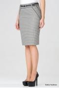 Юбка средней длины Emka Fashion 336-astra