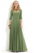 Длинное коктейльное платье Donna Saggia DSP-121-36t
