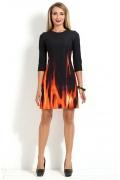 Короткое платье Donna Saggia  DSP-174-65