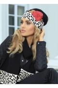 Красивый женский комплект (шапочка + шарф) Kamea Joanna