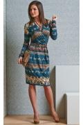 Платье TopDesign B4 018