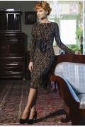 Красивое платье TopDesign Premium PB4 48