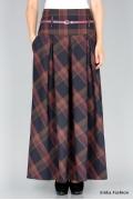 Длинная юбка Emka Fashion 427-lenora
