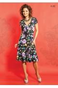 Летнее платье TopDesign A5 082 (коллекция 2015 года)