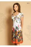 Летнее платье TopDesign Premium PA5 75