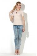 Блузка с вырезом капелька Donna Saggia DSB-02-45t