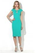 Платье с фигурным вырезом Donna Saggia DSP-25-49t