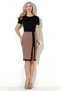 Платье с высоким разрезом Donna Saggia DSP-12-26t