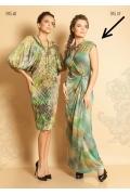 Длинное летнее платье TopDesign Premium PA5 49