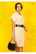 Летнее платье TopDesign A5 013