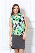 Женская блузка весенней расцветки | 4613