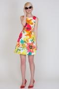 Хлопковое платье Emka Fashion PL-426/alberta