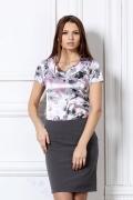 Стильная недорогая блузка / 4607