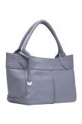 Сумка серого цвета Treendy Bags Asti
