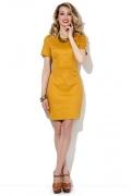 Платье из хлопка Donna Saggia DSP-87-5