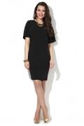 Платье чёрного цвета Donna Saggia DSP-83-6