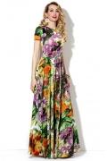 Длинное летнее платье Donna Saggia DSP-147-97t