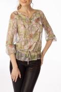 Шёлковая блузка | Б588-1060