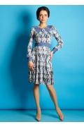 Платье TopDesign B5 038 (коллекция осень-зима 15/16)