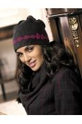 Стильная женская шапочка Kamea Alina2