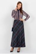 Длинная юбка Emka Fashion 314-flora