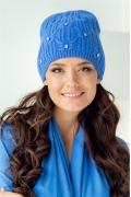 Тёплая зимняя шапка Landre Бренда