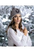 Женская шапочка со стразами Willi Mary