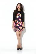 Трикотажное платье Donna Saggia DSP-204-98t